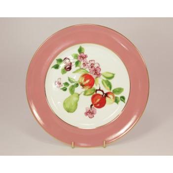 Пирожковая тарелка  Eden Pink