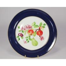Пирожковая тарелка  Eden Blue