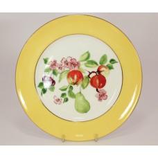 Пирожковая тарелка  Eden Yellow