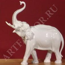 """Фигурка """"Слон, белый"""""""