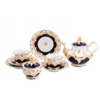 Сервиз Чайный В-форм 6 пер. 21 предмет  011079-S1556