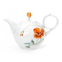 """Чайный сервиз """"Дикий мак"""" 615201-T21"""
