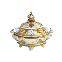 Эксклюзивная Коллекция Шкатулка-Корона