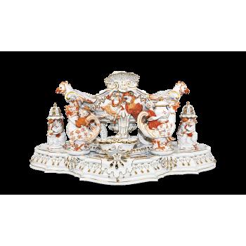 Центральное украшение для стола от Графа Брюля