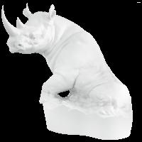 "Фигура ""Носорог"" 000001-78032"
