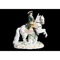 """Фигурка """"Императрица Екатерина II верхом на коне""""  900380-73391"""