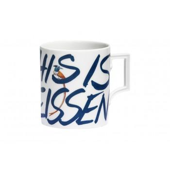 Кофейная кружка Мейсен 250мл