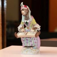 23-я коллекционная фигурка «Обезьянка с Цитрой»