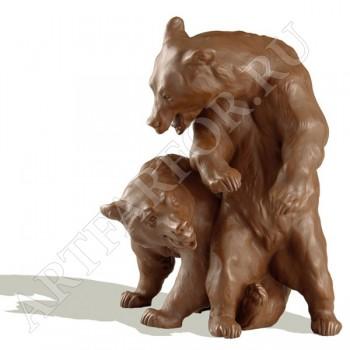 "Фигурка ""Пара медведей"""