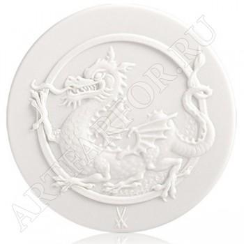 """Медальон """"Год Дракона"""""""