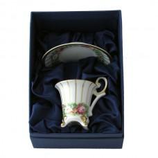 Чашка с блюдцем для эспрессо Weimar (Веймар). (Weimar)