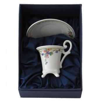 Чашка с блюдцем для эспрессо  (Weimar)
