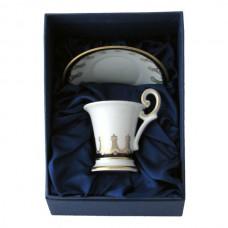 Чашка с блюдцем для эспрессо Weimar (Веймар).