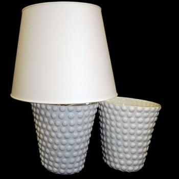 Набор лампа - кашпо