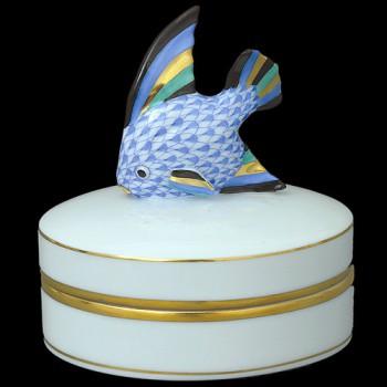 Шкатулка с рыбкой
