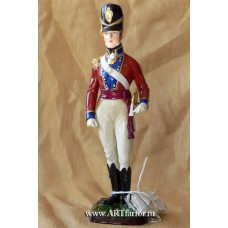 Coldstream Guards Officier Field Order 1815