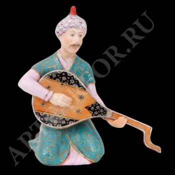 """Фигурка """"Персидский музыкант"""""""