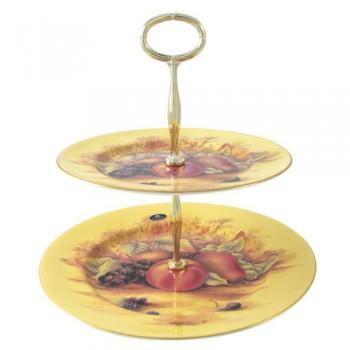 Блюдо для торта Orchard Gold в п/уп 21041 ORGG