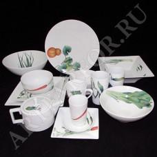 Чайно-обеденный набор на 5 персон