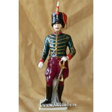 Officier du Reg. des Guides 1914