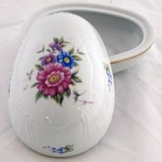 Бонбоньерка-яйцо
