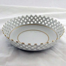 Прорезная тарелка