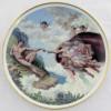 Настенная тарелка Рай