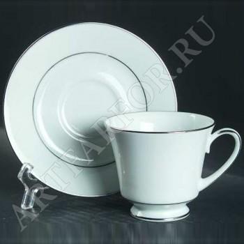 Кофейный сервиз Regency silver