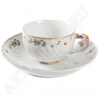 Кофейная чашка с блюдцем 397152-05584