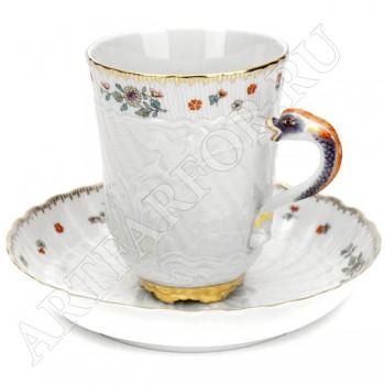 Чашка с блюдцем для шоколада 397152-05585