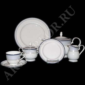 Кофейный сервиз Crowne Platinum