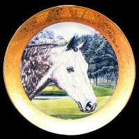 """Настенные тарелки """"Лошадь"""""""