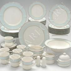 Чайно-обеденный сервиз Centura Blue