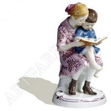 Фигурка «Два ребенка с книгой»