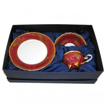 Чашка с блюдцем и тарелка Weimar (Веймар).