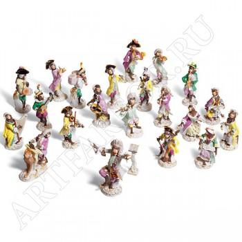 Обезьяний оркестр