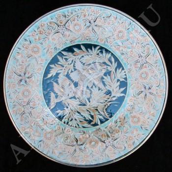 Декоративная настенная тарелка
