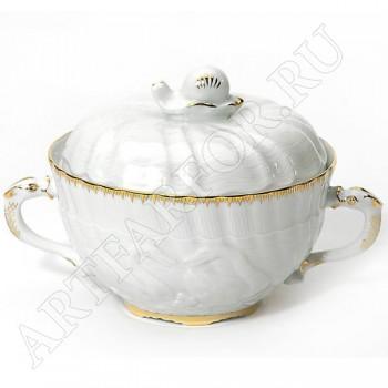 Суповая чашка с крышкой 999952-05081