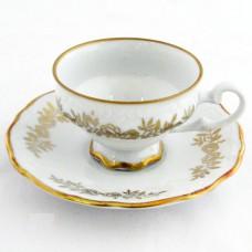 Набор кофейных чашек с блюдцем