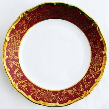 Набор закусочных тарелок