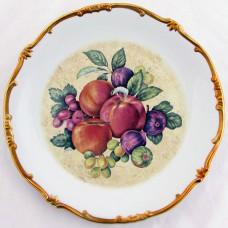 Декоративная тарелка Фруктовый мотив 1