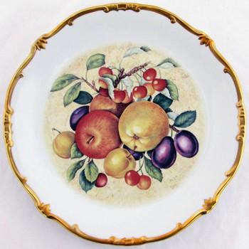 Декоративная тарелка Фруктовый мотив 2