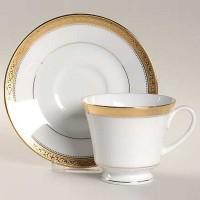 Чайный сервиз Signature gold