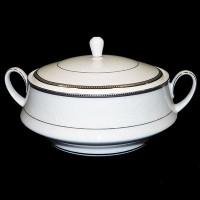 Чайно-обеденный сервиз Regina Platinum NRT-4324_D59С/T39