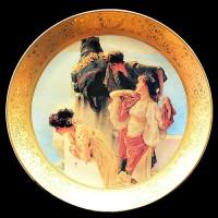 """Настенные тарелки """"Романтика"""""""